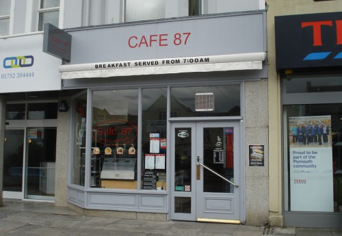 R1665 : Superior Café and Sandwich Bar
