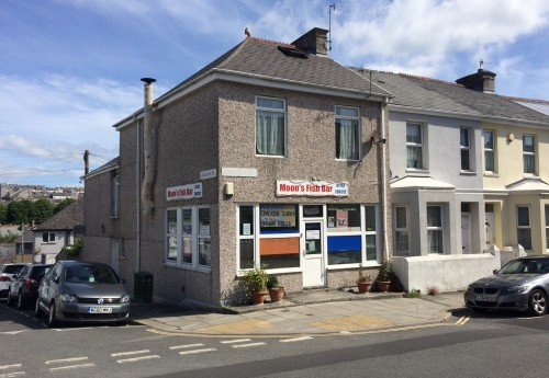 R318 : TRADITIONAL FISH AND CHIP SHOP