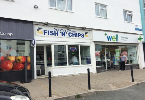 R1134 : THRIVING FISH AND CHIP SHOP