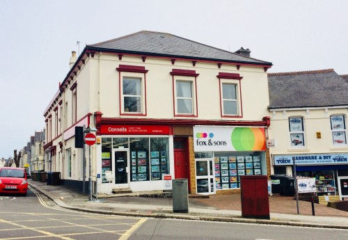 M3376 : Mixed retail & residential investment premises