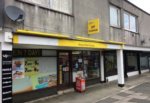 N424 : BUSY CONVENIENCE STORE/NEWS/OFF LICENCE