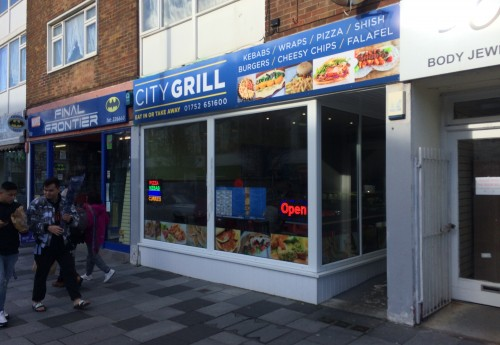 R1715 : CITY CENTRE FAST FOOD TAKEAWAY