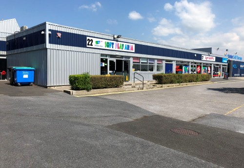 M3435 : AWARD WINNING CHILDRENS SOFT PLAY CENTRE