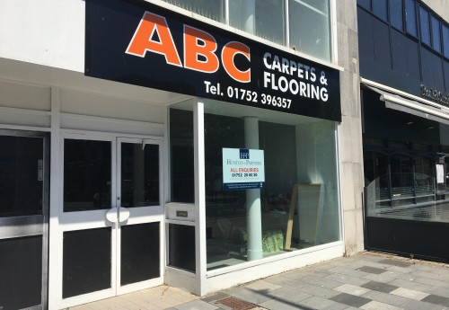 M3452 : VACANT CITY CENTRE SHOP PREMISES