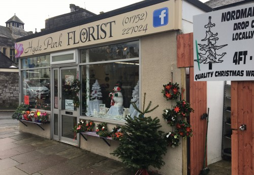 M3461 : BUSY FLORISTRY BUSINESS