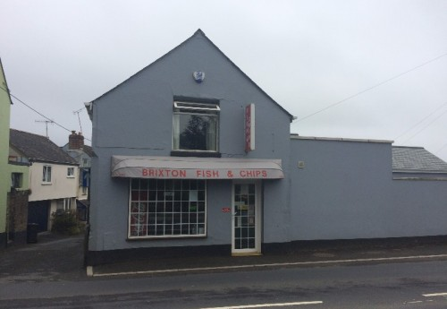 R370 : Impressive fish and chip shop
