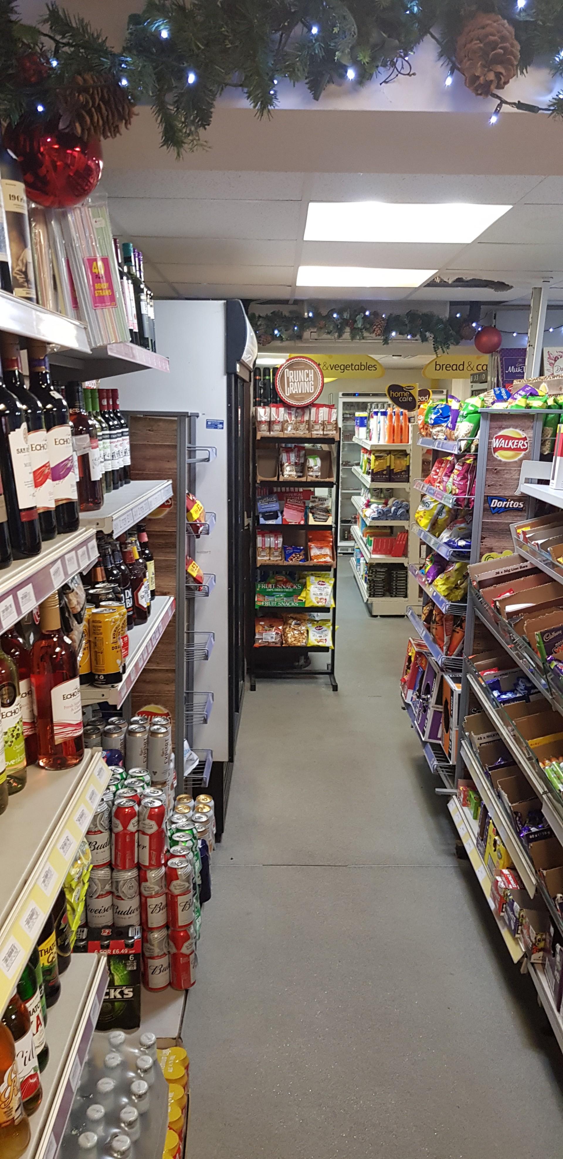 Dumers Lane Convenience Store - UK Shopfront and Glazing